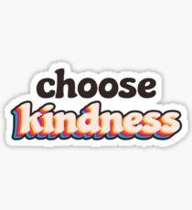 Choose Kindness! Sticker