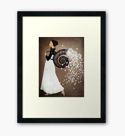The Star Fairy Framed Print