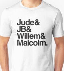 Jude  Jb Willem Malcolm Merchandise Slim Fit T-Shirt