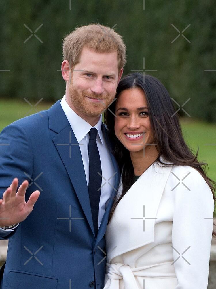HRH Prince Harry and Meghan Markle Royal Wedding at Windsor Castle Pro Photo by Picturestation