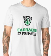 Cannabis prime Men's Premium T-Shirt