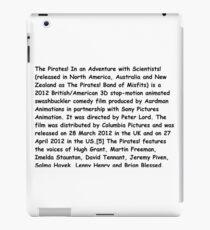 Wikipedia iPad Case/Skin