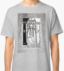 Tarot / The High Priestess / Rider Waite Classic T-Shirt
