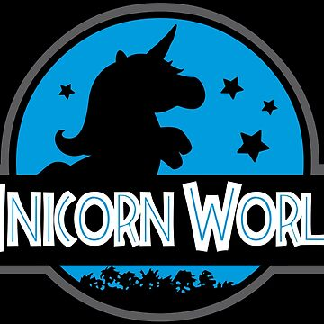 Unicorn World by yol84