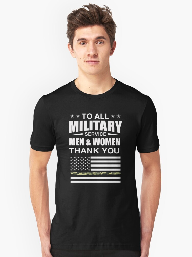 Military T Shirt Gift Tee Ideas For Memorial Day 2018 T Shirt By