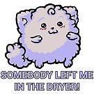 Dryer Cat by Overinkt