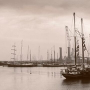 Tall Ships in Ramsgate by Knobrot