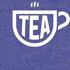 Teetasse für Tee-Liebhaber von Lightfield