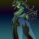 The Gorgon, Medusa by Filter