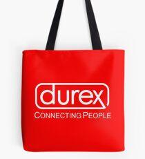 Durex - Connecting People Tote Bag