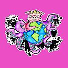 Pigcowtopus Takes Over the World by Christine Samad