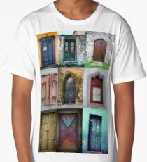 doors Long T-Shirt