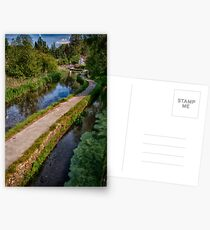 Causeway To The Chequers Postcards