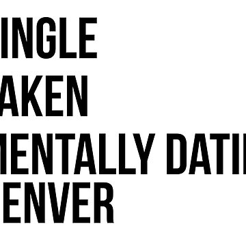 MENTALLY DATING DENVER  by localfandoms