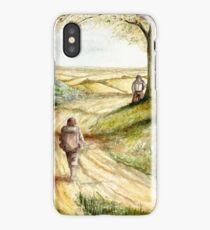 Three is Company iPhone Case/Skin