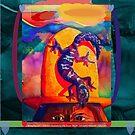 Lizard Wizard by Jilly Jesson