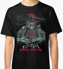 Roger Waters Tour Music Band Classic T-Shirt