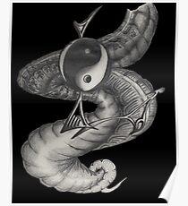 yin yan Poster