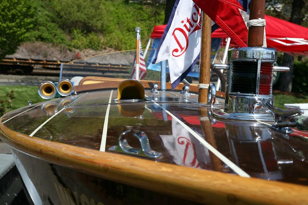 Ditchburn Boat by lizalady