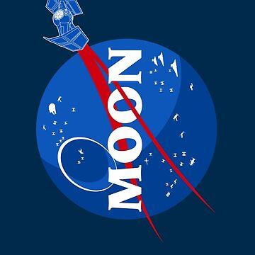Das ist kein Mond ... von RevolutionGFX