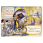 1913 Women's March On Washington - Votes For Women Circa 1913 - Women's Suffrage  by MHirose