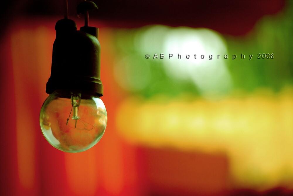 Bulb that emits Bokeh... by ankur-bhushan