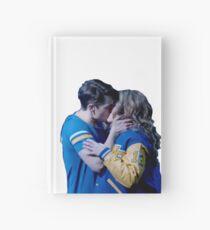Cuaderno de tapa dura Aaron Samuels y Cady Heron