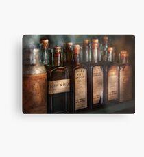 Pharmacy - Syrup Selection  Metal Print