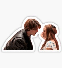The Kissing Booth Movie Sticker