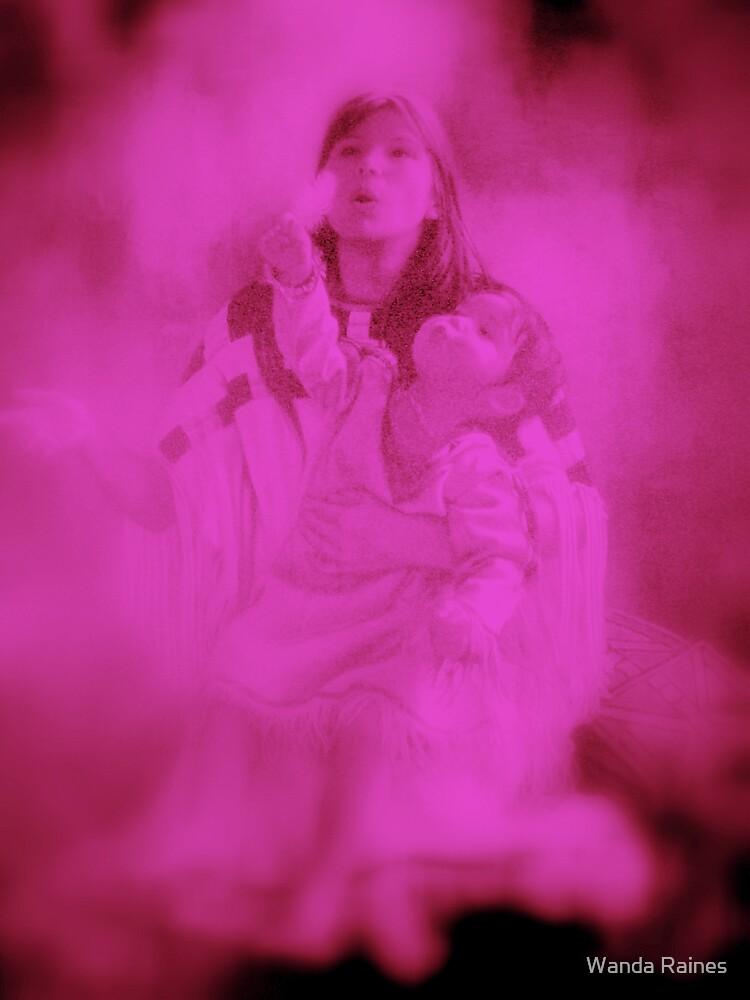 Mother's Happy Dream by Wanda Raines