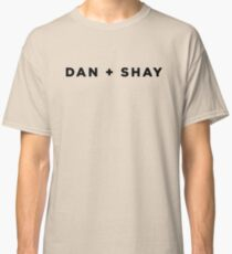 Dan and Shay Album  Classic T-Shirt