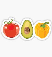 Veggies! Sticker