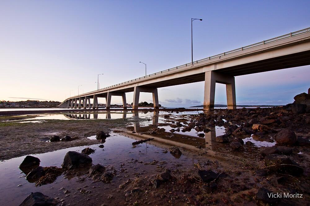 San Remo Bridge by Vicki Moritz