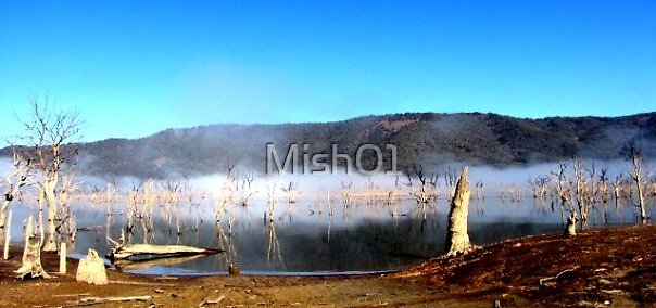 Lost Lake by Mish01
