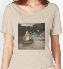 Solo at Dawn Women's Relaxed Fit T-Shirt