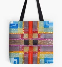 ERQ#2 - Abstract Watercolor by Dan Vera Tote Bag
