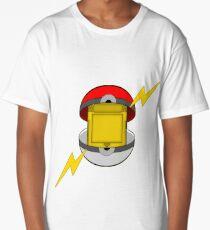 Game Cartridge Ball Long T-Shirt