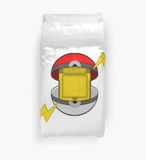 Game Cartridge Ball Duvet Cover