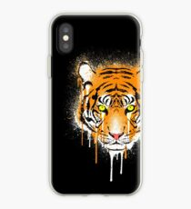 Graffiti-Tiger iPhone-Hülle & Cover