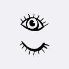 Eyes by laurenschroer
