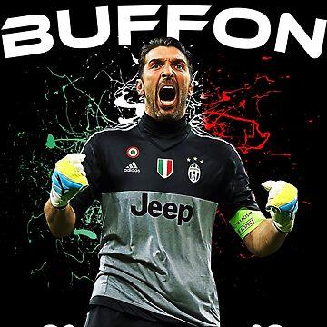 laddio Buffon Arrivederci #UN1CO Legend Italia de Tropicalis