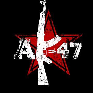 AK-47 von RevolutionGFX
