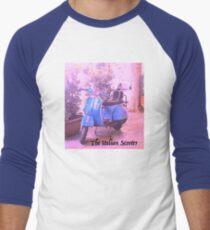 The Italian Scooter Men's Baseball ¾ T-Shirt