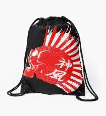 Kamikaze! Drawstring Bag