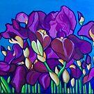 Irises by Lori Elaine Campbell