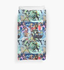 Sword Art Online - Mashup Duvet Cover