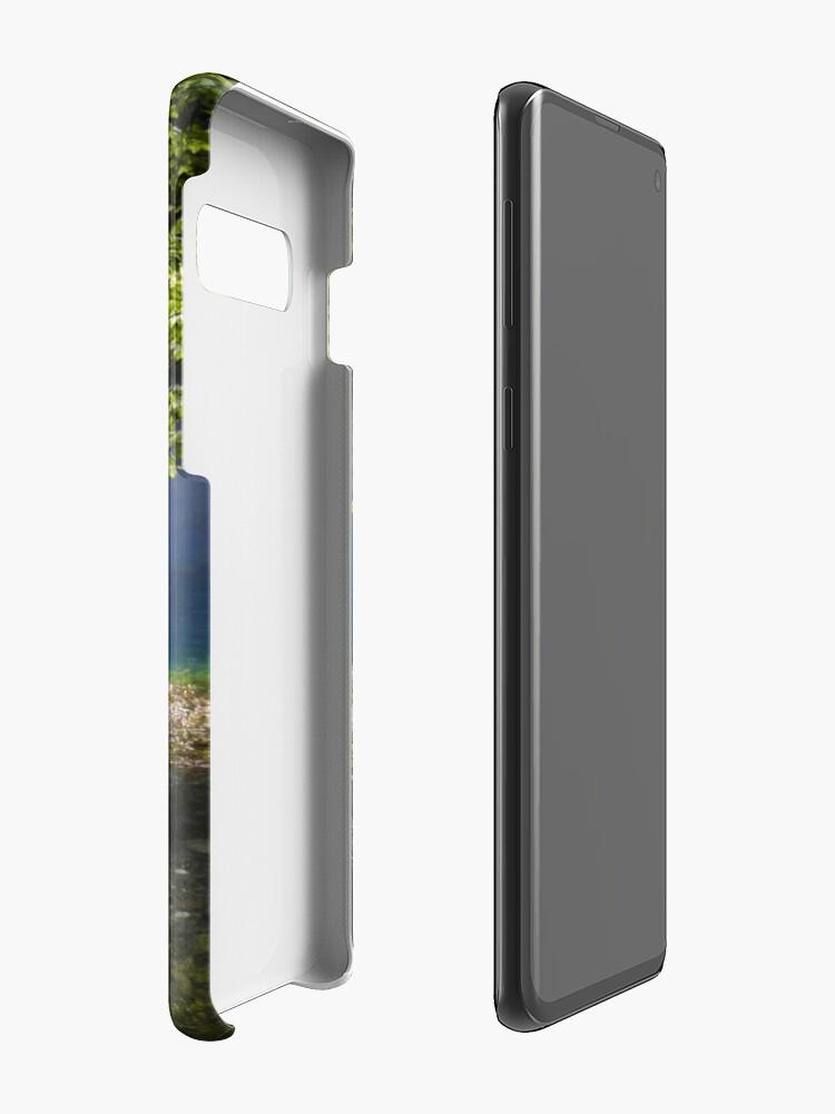 Alternate view of Der Blautopf Case & Skin for Samsung Galaxy
