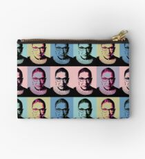 Notorious RBG - in muted colors Studio Pouch