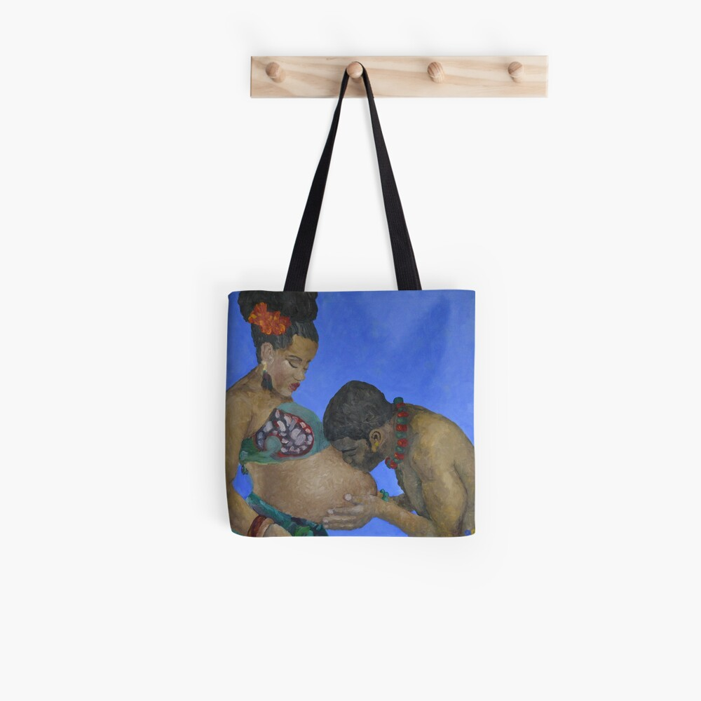 Fatherly Love Tote Bag