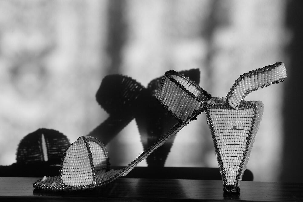 Suffering for fashion by Deidre Cripwell